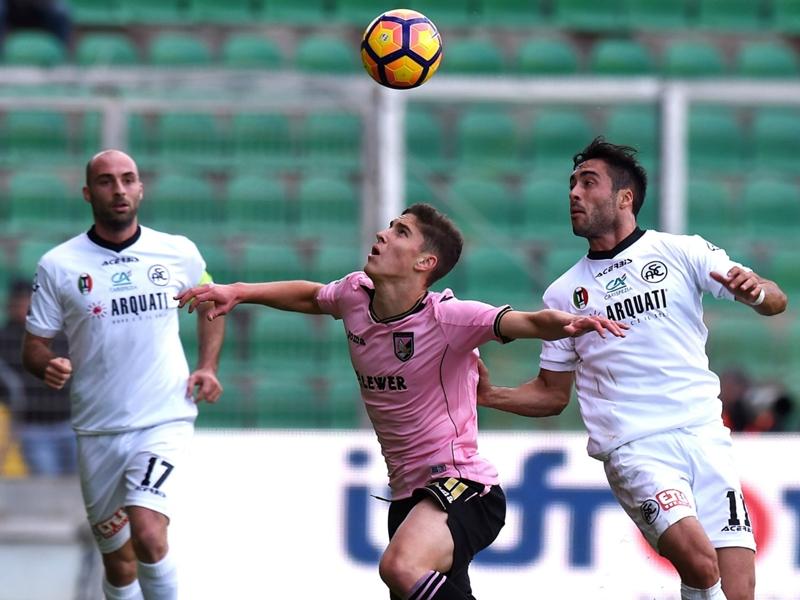 Palermo-Spezia 4-5 dcr: Impresa dei liguri che sfideranno il Napoli