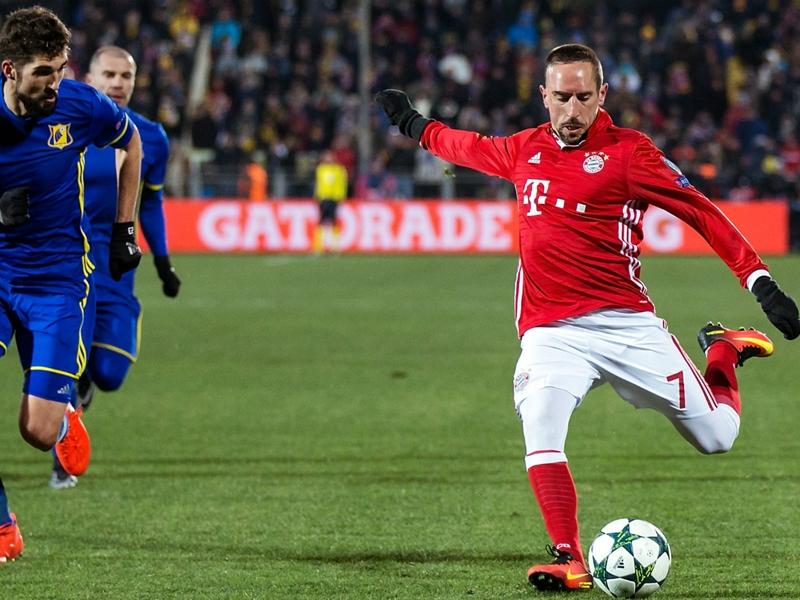 Bayern, Ribery rilancia: Sono tornato al 100%, nel 2018 parlerò col club