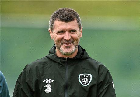 Keane: Germany result shows Irish spirit
