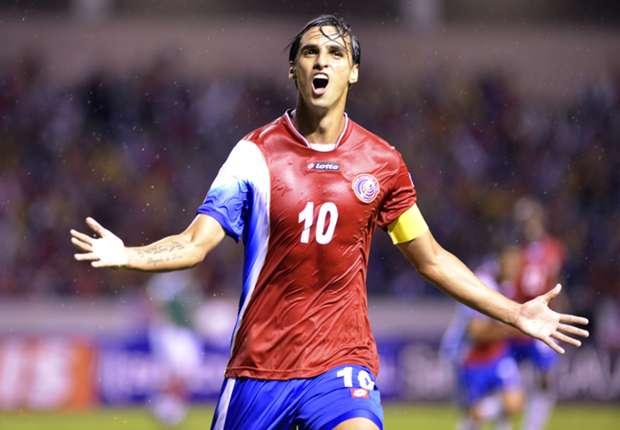 Bryan Ruiz: Costa Rica