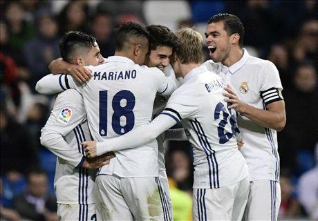 Real Madrid hammer Leonesa once again