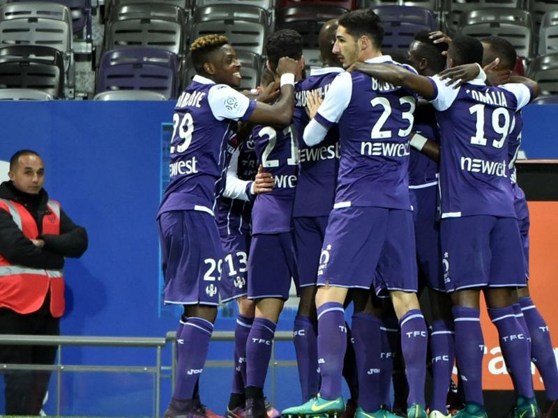 Toulouse-Montpellier 1-0, le TFC s'impose dans la douleur
