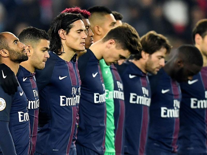 PSG-Angers : une minute de silence en hommage à Chapecoense