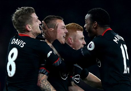 Southampton sink Arsenal at the Emirates