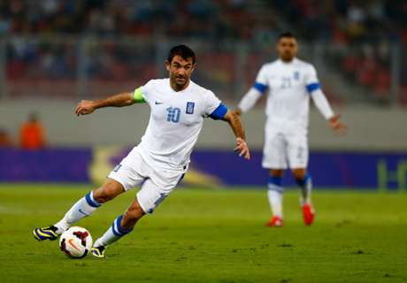 Grèce, Karagounis intégré au staff de Ranieri (Off)