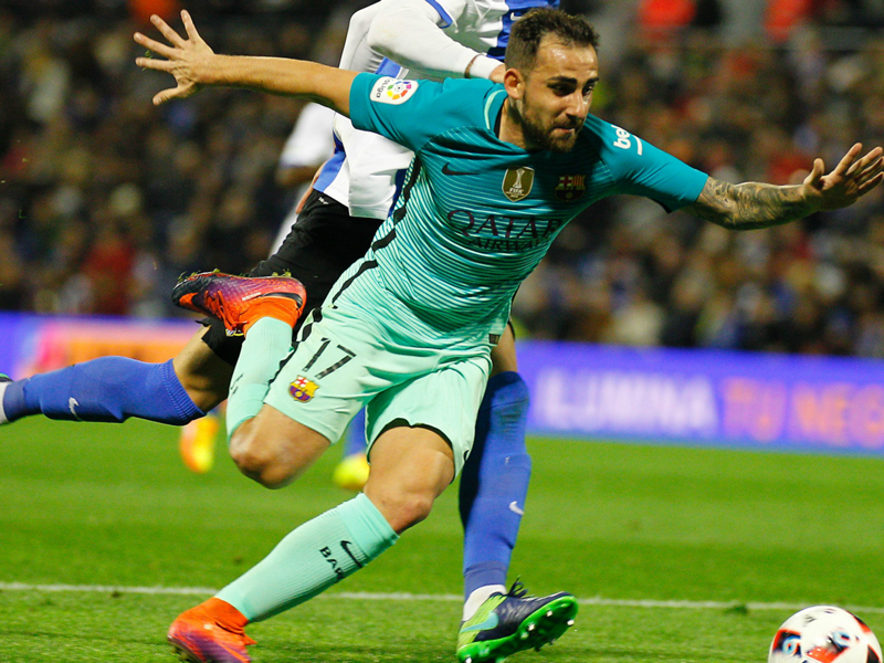 Hercules-Barça 1-1, un Barça peu convaincant