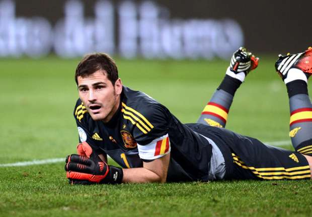Casillas: I have learned from my mistakes
