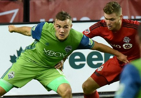 LIVE: Toronto FC vs. Seattle Sounders