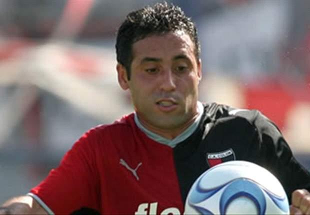 Falcón jugó en Colón entre 2007 y 2009.