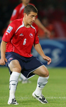 Carlos Carmona - Chile (Mexsport)