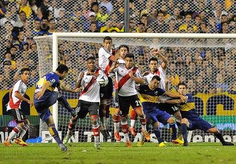 Duel Perdana Superclasico Argentina