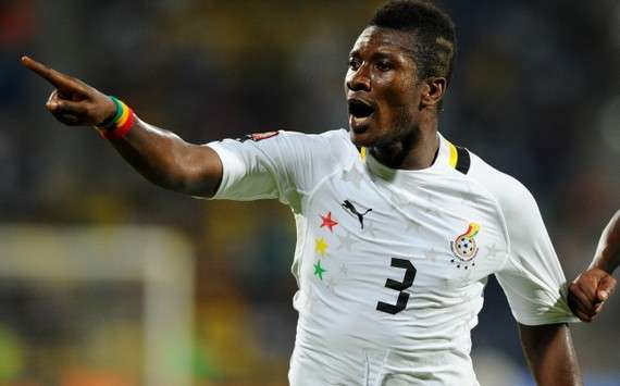Ghana announces final World Cup squad