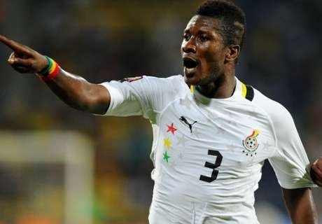 Ghana World Cup squad announced