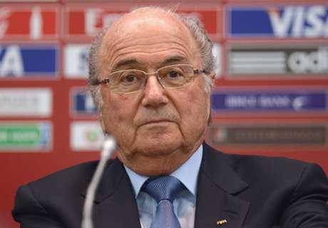 Medien: Blatter für Videobeweis-Tests