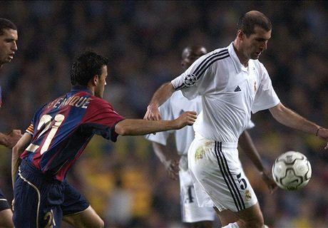 Cuando Zidane casi fue del Barcelona