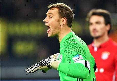 Unbeatable Neuer sets Bundesliga record