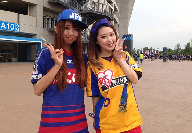 EnJoy Football with Asami Mine: small Ventforet Kofu think big!