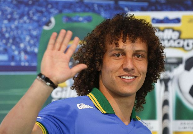 David Luiz: It's official, I'm a PSG player