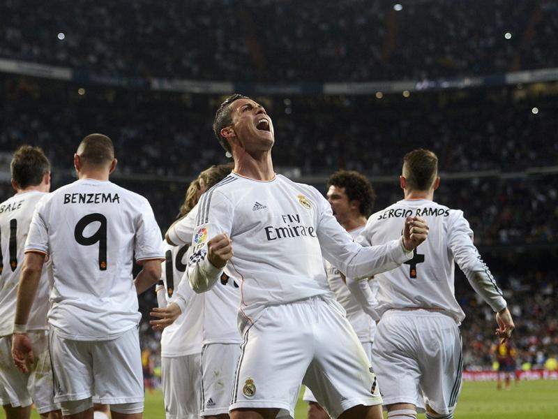Real Madrid, Cristiano Ronaldo, la terreur du Barça