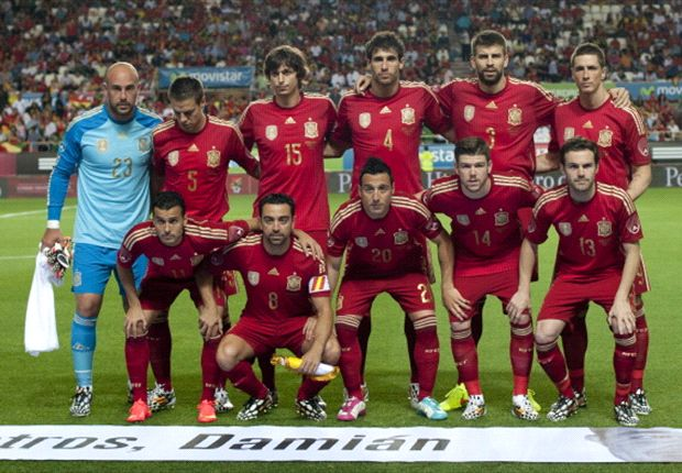 Los 23 convocados de las 32 selecciones mundialistas