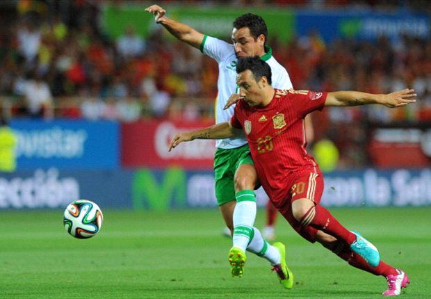 Cazorla desperate to seize World Cup chance
