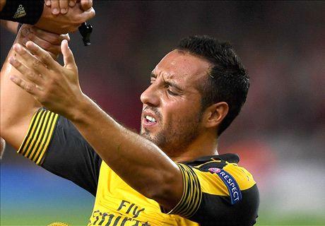 How will Cazorla's injury impact Arsenal?
