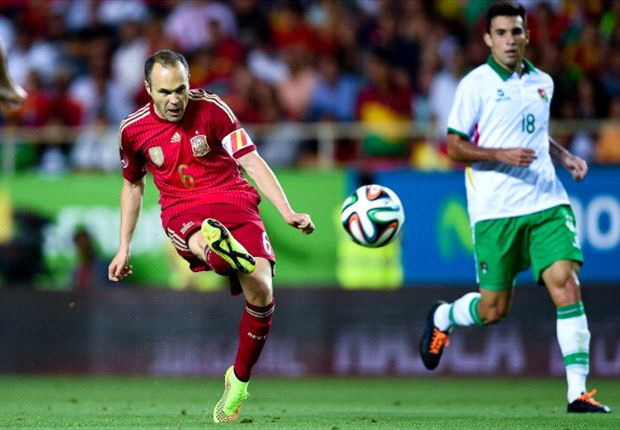 Iniesta: Spain will be even stronger at the World Cup