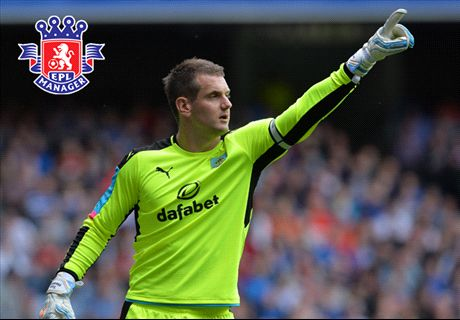 Tom Heaton offers best value in EPL Manager Fantasy