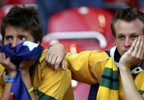 Canguros inflables, símbolo australiano