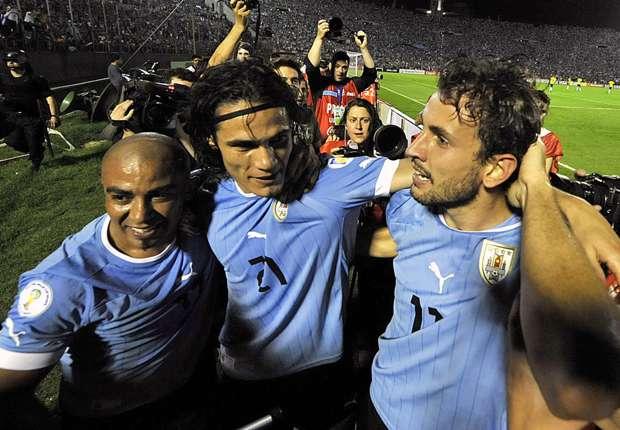 Uruguay 1-0 Northern Ireland: Stuani strike sees Celeste win