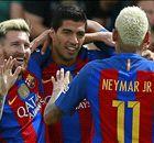 ANÁLISIS | La 'MSN', más goles pero menos puntos que la 'BBC'