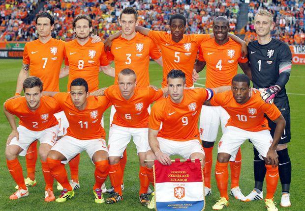 Profielen van 23 WK-gangers Oranje