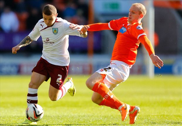 Burnley star Trippier signs new three-year deal
