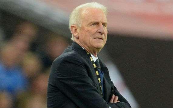 Giovanni Trapattoni, ex tecnico della Juventus