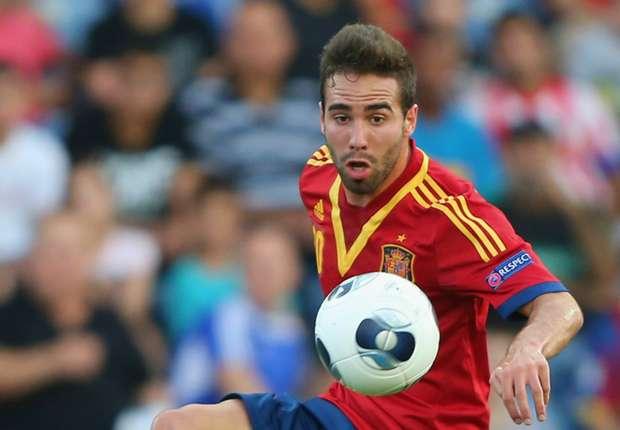 """Dani Carvajal, """"apenado"""" por no ir con España al Mundial"""