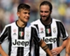 No rest for Dybala and Higuain