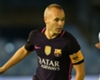 Iniesta back for Clasico