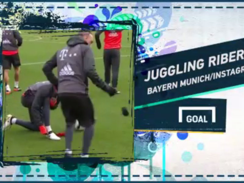 VIDEO – Goal Social Snap: Tanto Natale e un incredibile palleggio di Ribery