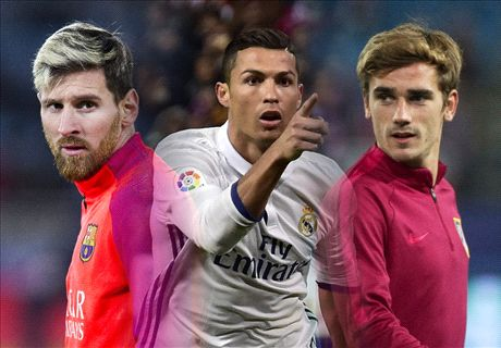FIFA Player of the Year nominees revealed