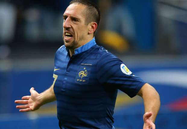 Ribery makes France World Cup squad
