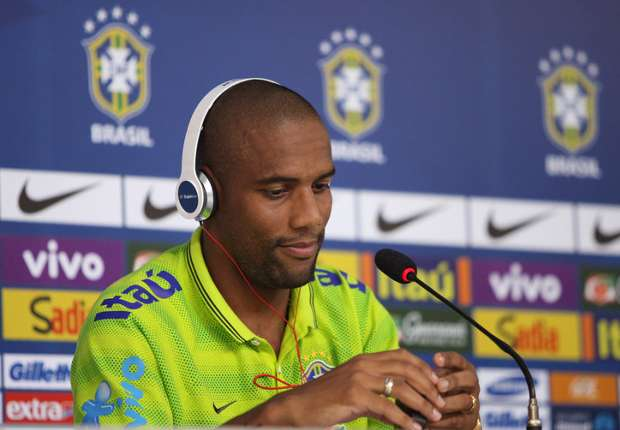 Bernard & Maicon pleased to come through World Cup warm-ups unscathed