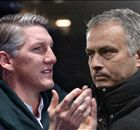 Mourinho reveals Schweinsteiger future