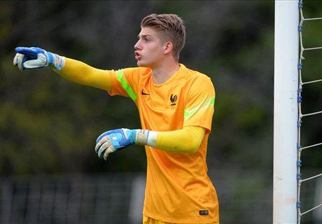 Monaco sign France U20 keeper Nardi