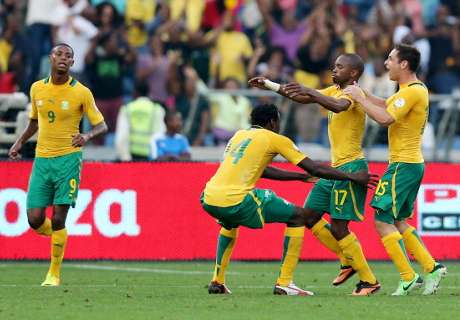 Afrika Cup: Südafrika & Kamerun dabei