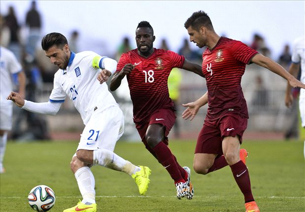 Portugal 0-0 Greece: Bento's men draw blank without Ronaldo