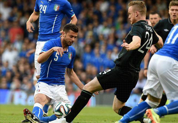 Laporan Pertandingan: Italia 0-0 Republik Irlandia