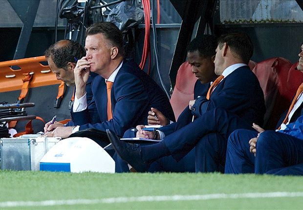 Van Gaal: Netherlands should have scored more against Ghana