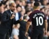 Guardiola and Aguero hold talks