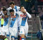 VIDEO - Napoli-Inter 3-0, highlights