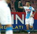 Awesome Hamsik stars for Napoli